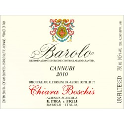 Pira & Figli, Chiara Boschis - Barolo 'Cannubi'
