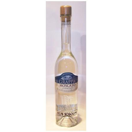Distelleria Bepi Tosolini - Grappa Di Moscato Vitigne Rare