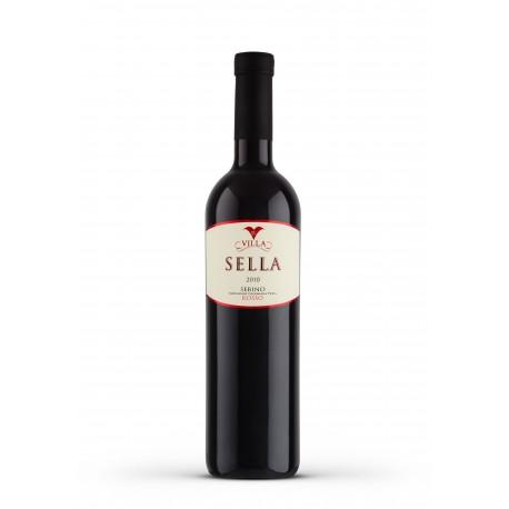 Sella Sebino Rosso - Villa franciacorta